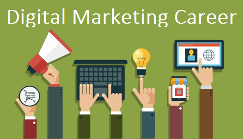 start a career in Digital Marketing